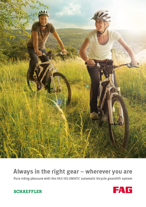 Always in the right gear – wherever you are
